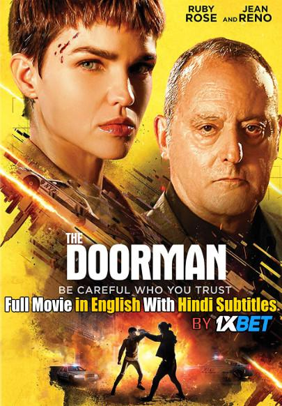 The Doorman (2020) BDRip 720p HD Full Movie [In English] With Hindi Subtitles