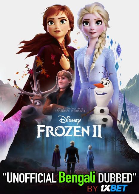 Frozen II (2019) Bengali Dubbed (Unofficial VO) BluRay 720p [Full Movie] 1XBET