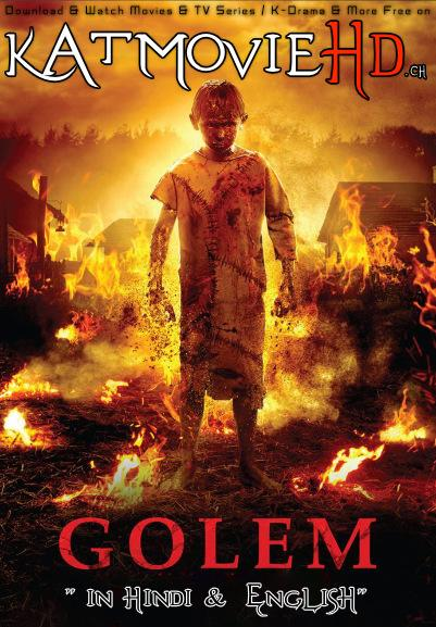Download The Golem (2018) BluRay 720p & 480p Dual Audio [Hindi Dub – English] The Golem Full Movie On KatmovieHD.nl