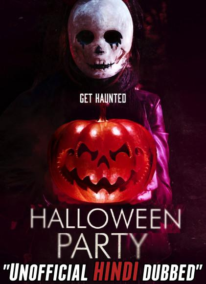 Halloween Party (2019) Hindi (Unofficial Dubbed) + English  [Dual Audio] WEBRip 720p [HD]