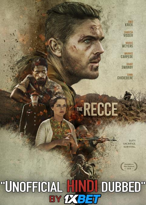 The Recce 2018 Hindi (Unofficial Dubbed) + English (ORG) [Dual Audio] WebRip 720p [1XBET]