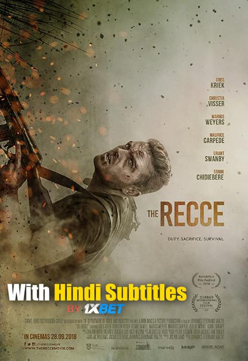 The Recce (2018) Full Movie [In English] With Hindi Subtitles | Web-DL 720p [HD]