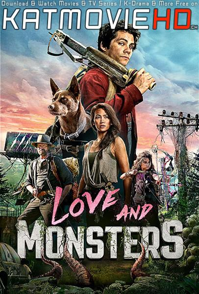 Love and Monsters (2020) Dual Audio Hindi Blu-Ray 480p 720p & 1080p [HEVC & x264] [English 5.1 DD] [Love and Monsters Full Movie in Hindi]