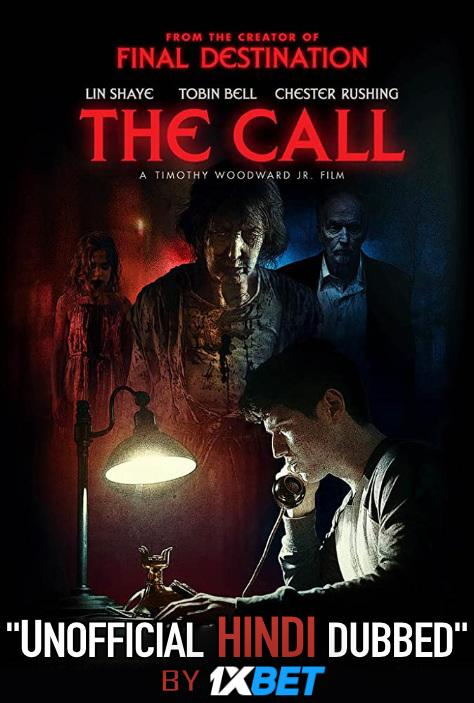 The Call (2020) Hindi Dubbed (Unofficial) + English [Dual Audio] WebRip 720p HD [1XBET]