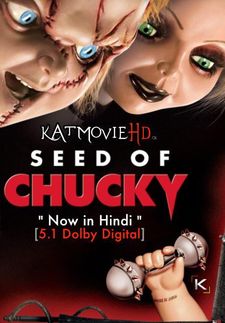 Download Seed of Chucky (2004) BluRay 720p & 480p Dual Audio [Hindi Dub – English] Seed of Chucky Full Movie On KatmovieHD.nl