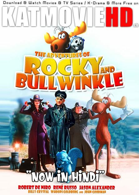 Download The Adventures of Rocky Bullwinkle (2002) BluRay 720p & 480p Dual Audio [Hindi Dub – English] The Adventures of Rocky Bullwinkle Full Movie On KatmovieHD.nl