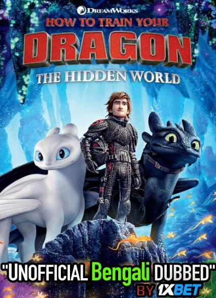 How to Train Your Dragon 3 (2019) Bengali Dubbed (Unofficial VO) BluRay 720p [Full Movie] 1XBET