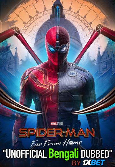 Spider-Man: Far from Home (2019) Bengali Dubbed (Unofficial VO) BluRay 720p [Full Movie] 1XBET