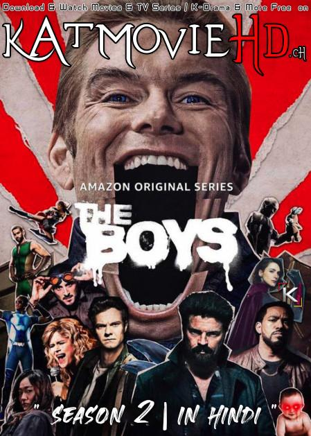 The Boys 2020 S02 Hindi Complete 720p Download