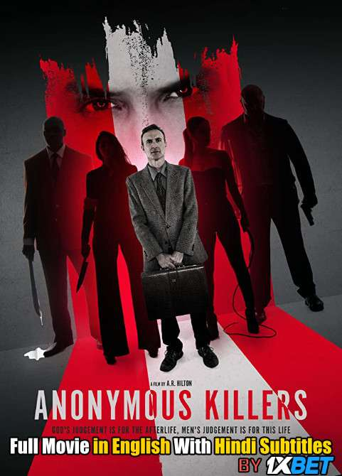 Anonymous Killers (2020) Full Movie [In English] With Hindi Subtitles   Web-DL 720p HD