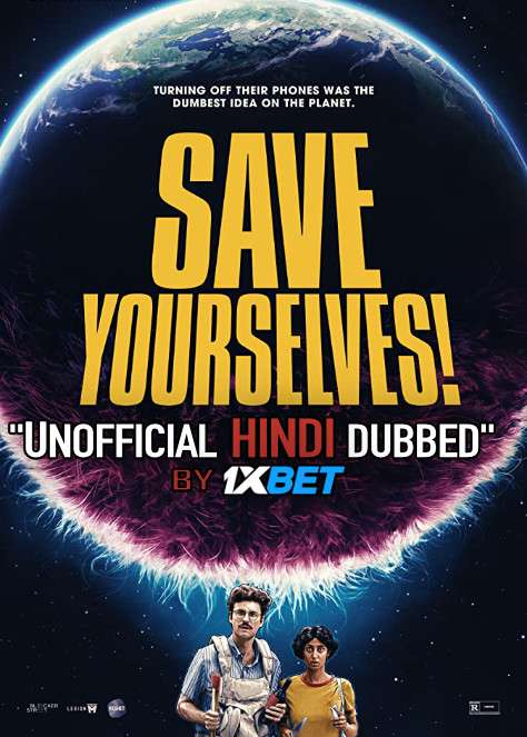 Save Yourselves! (2020) BDRip 720p Dual Audio [Hindi Dubbed (Unofficial VO) + English (ORG)] [Full Movie]