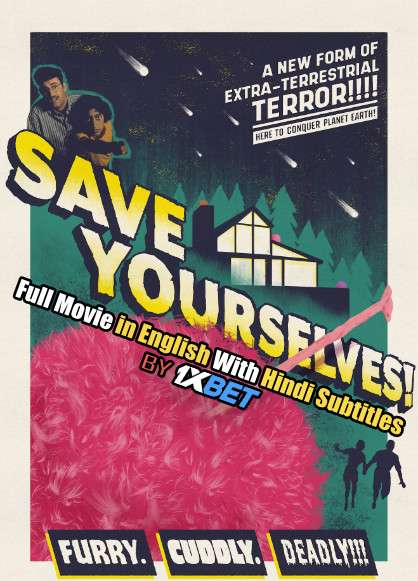 Save Yourselves! (2020) BDRip 720p HD Full Movie [In English] With Hindi Subtitles