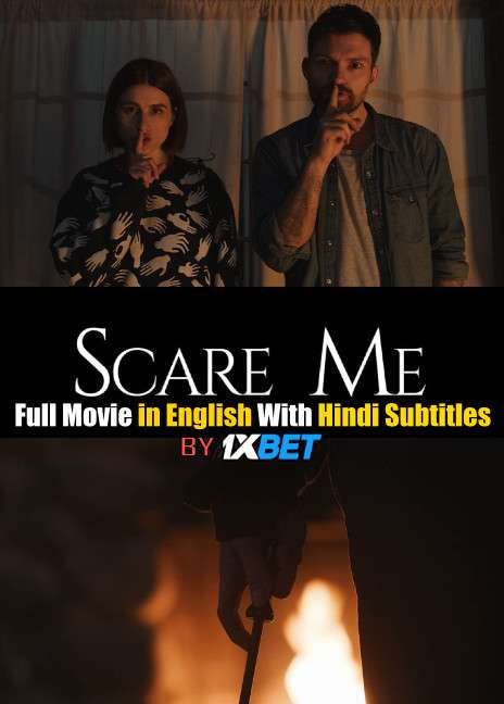 Scare Me (2020) Web-DL 720p HD Full Movie [In English] With Hindi Subtitles