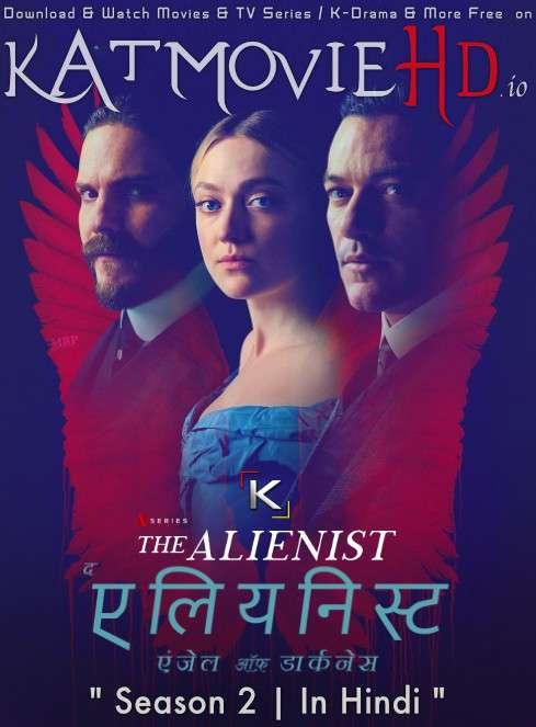 The Alienist: Angel of Darkness (Season 2) Dual Audio [ Hindi 5.1 – English ] 480p 720p HDRip | The Alienist: Angel of Darkness Netflix Series