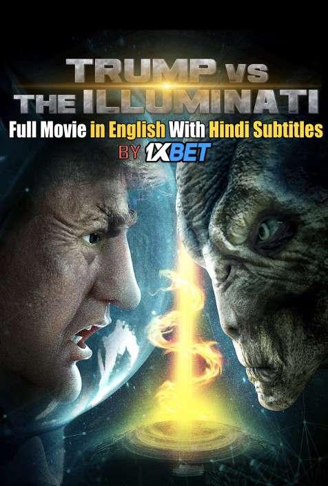 Trump vs the Illuminati (2020) Web-DL 720p HD Full Movie [In English] With Hindi Subtitles