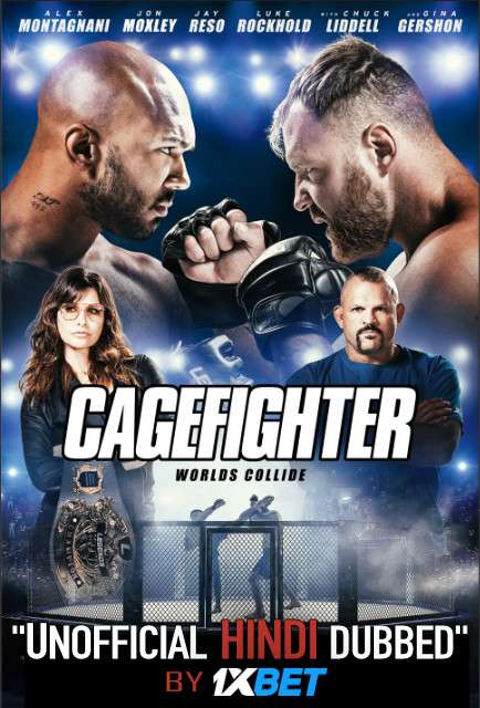 Cagefighter (2020) WebRip 720p Dual Audio [Hindi Dubbed (Unofficial VO) + English (ORG)] [Full Movie]