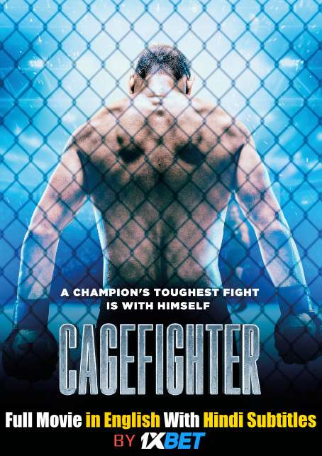 Cagefighter (2020) Web-DL 720p HD Full Movie [In English] With Hindi Subtitles