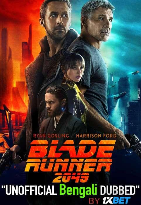 Blade Runner 2049 (2017) Bengali Dubbed (Unofficial VO) BluRay 720p [Full Movie] 1XBET