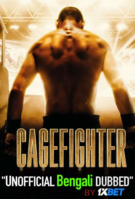 Cagefighter (2020) Bengali Dubbed (Unofficial) WEBRip 720p [Full Movie] 1XBET