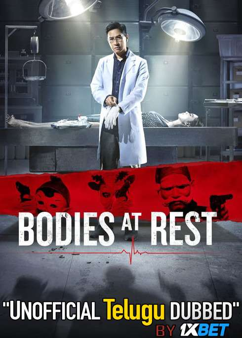 Bodies at Rest (2019) Telugu (Unofficial Dubbed) [Dual Audio] BluRay 720p [1XBET]