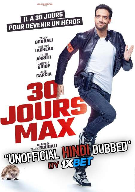 30 jours max (2020) Hindi [Unofficial Dubbed & French] Dual Audio HDCAM 720p [Comedy  Film]