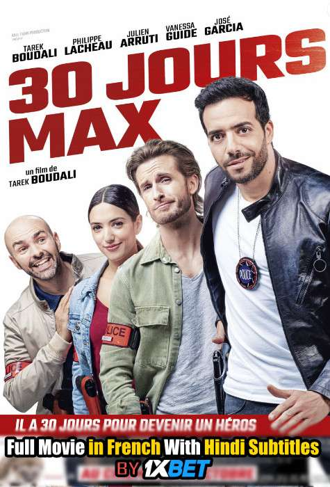 30 jours max (2020) HDCAM 720p HD Full Movie [In French] With Hindi Subtitles