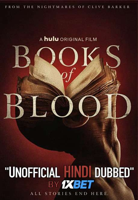 Books of Blood (2020) Hindi [Unofficial Dubbed & English] Dual Audio Web-DL 720p HD [Drama Film]