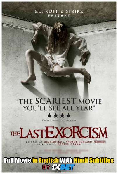The Last Exorcist (2020) Hindi [Unofficial Dubbed & English] Dual Audio Web-DL 720p HD [Thriller Film]