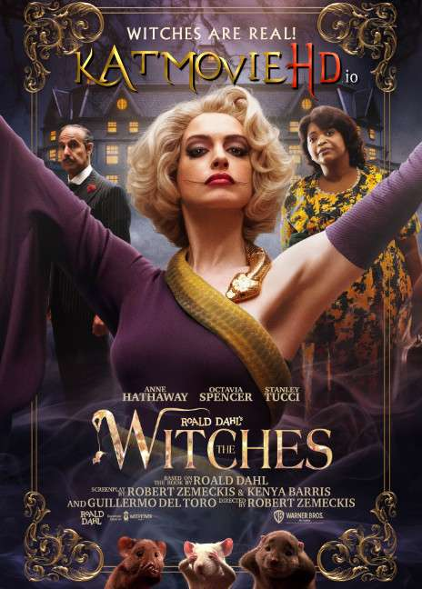 The Witches (2020) Dual Audio Hindi Blu-Ray 480p 720p & 1080p [HEVC & x264] [English 5.1 DD] [The Witches Full Movie in Hindi]