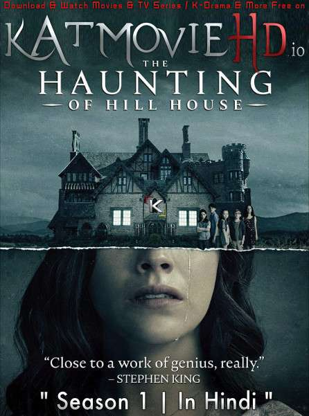 The Haunting of Hill House (Season 1) Dual Audio [ Hindi 5.1 – English ] 480p 720p HDRip | The Haunting of Hill House Netflix Series