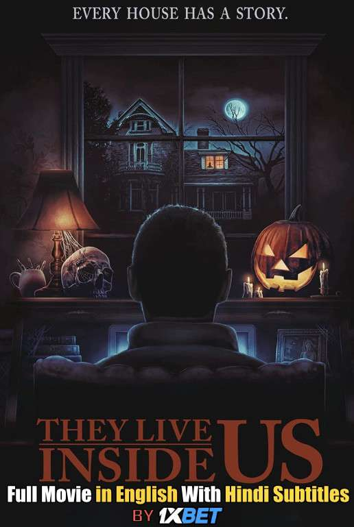 Download They Live Inside Us (2020) Web-DL 720p HD Full Movie [In English] With Hindi Subtitles FREE on 1XCinema.com & KatMovieHD.ch