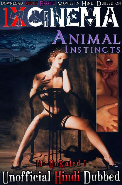 Animal Instincts (1992) DVDRip 720p Dual Audio [Hindi Dubbed (Unofficial VO) + Russian (ORG)] [Full Movie]