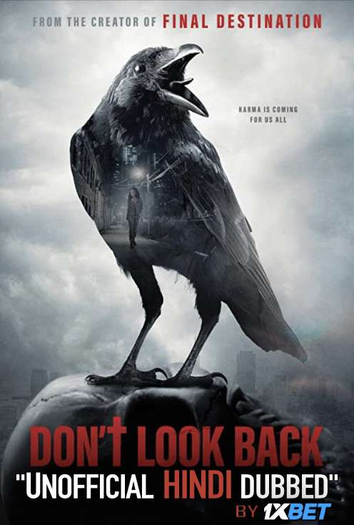 Don't Look Back (2020) Hindi (Unofficial Dubbed) + English [Dual Audio] WebRip 720p [1XBET]
