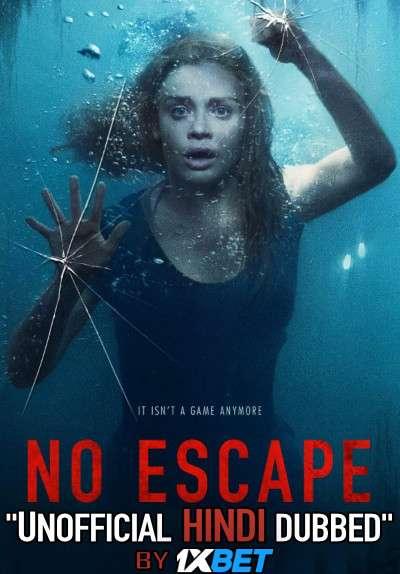 No Escape (2020) Hindi (Unofficial Dubbed) + English [Dual Audio] WebRip 720p [1XBET]