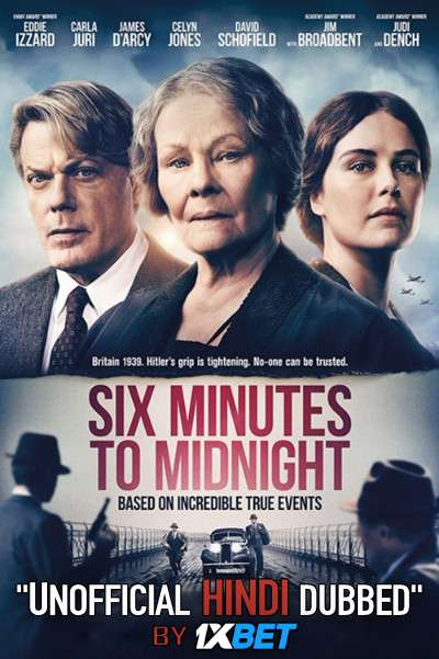 Six Minutes to Midnight (2020) Hindi (Unofficial Dubbed) + English [Dual Audio] WebRip 720p [1XBET]