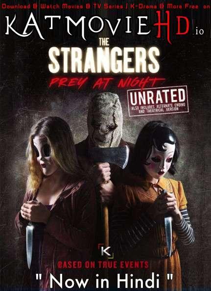 Download The Strangers : Prey at Night (2018) BluRay 720p & 480p Dual Audio [Hindi Dub – English] The Strangers : Prey at Night Full Movie On KatmovieHD.io