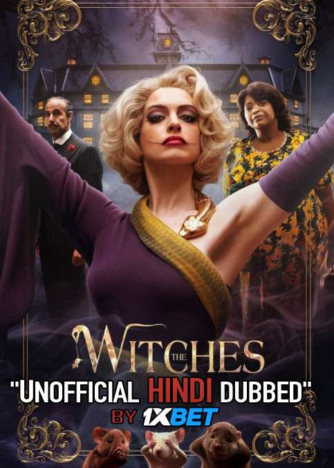 The Witches (2020) WebRip 720p Dual Audio [Hindi Dubbed (Unofficial VO) + English (ORG)] [Full Movie]