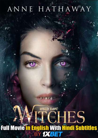 The Witches (2020) Web-DL 720p HD Full Movie [In English] With Hindi Subtitles