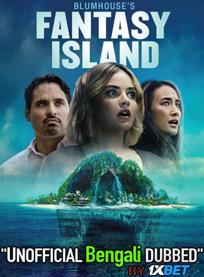 Fantasy Island (2020) Bengali Dubbed (Unofficial VO) BluRay 720p [Full Movie] 1XBET
