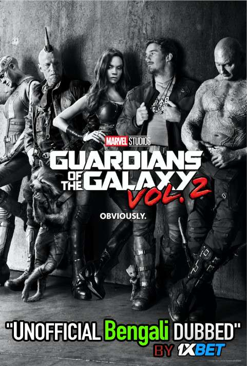 Guardians of the Galaxy Vol. 2 (2017) Bengali Dubbed (Unofficial VO) BluRay 720p [Full Movie] 1XBET