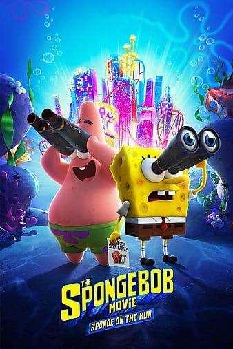 The SpongeBob: Sponge on the Run (2020) NF WEBRip 1080p 720p & 480p Dual Audio [Hindi 5.1 – English] Monster Beach Full Movie On KatmovieHD.io