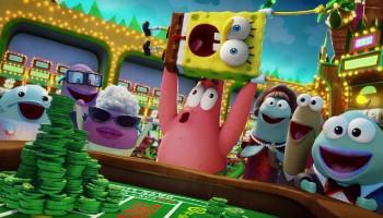 The SpongeBob: Sponge on the Run (2020) [Hindi DD5.1 - English ] WEB-DL 480p 720p 1080p Dual-Audio [x264 HD]