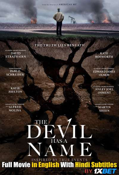 Download The Devil Has a Name (2019) Web-DL 720p HD Full Movie [In English] With Hindi Subtitles FREE on 1XCinema.com & KatMovieHD.ch