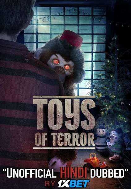 Toys of Terror (2020) Hindi (Unofficial Dubbed) + English [Dual Audio] WebRip 720p [1XBET]