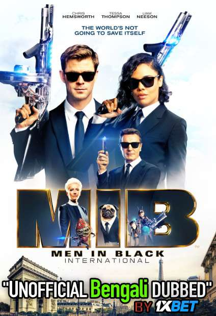Men in Black: International (2019) Bengali Dubbed (Unofficial VO) BluRay 720p [Full Movie] 1XBET