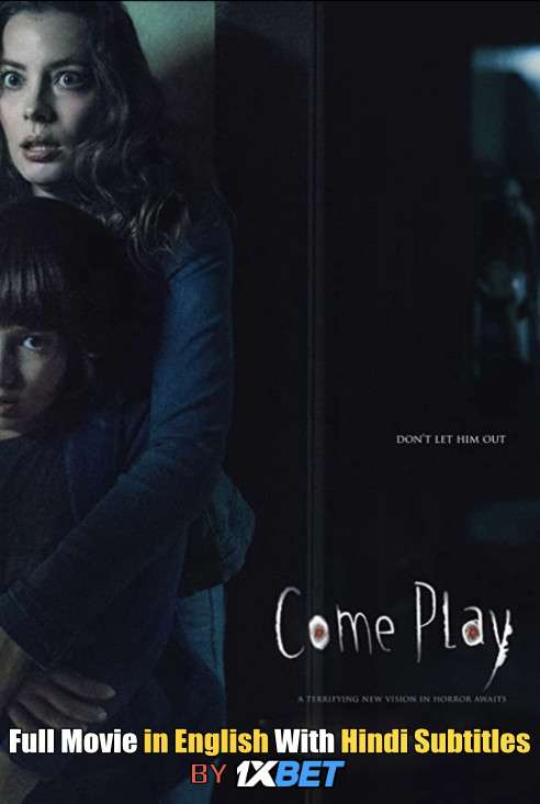 Download Come Play (2020) Web-DL 720p HD Full Movie [In English] With Hindi Subtitles FREE on 1XCinema.com & KatMovieHD.ch
