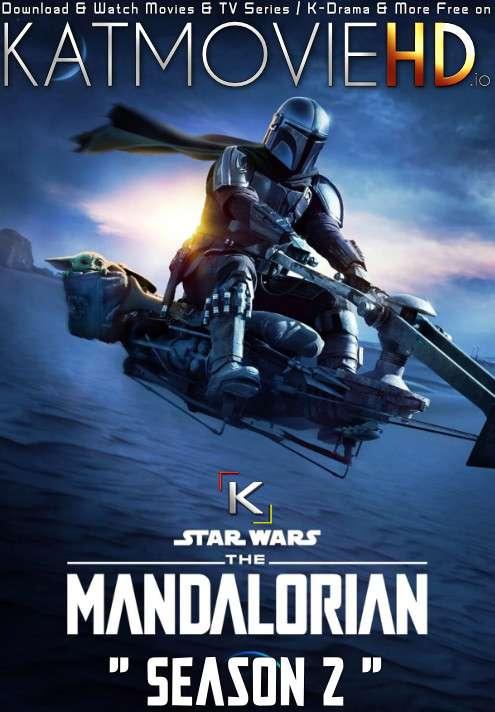 The Mandalorian (Season 2) 480p 720p HDRip | The Mandalorian Disney+ Series