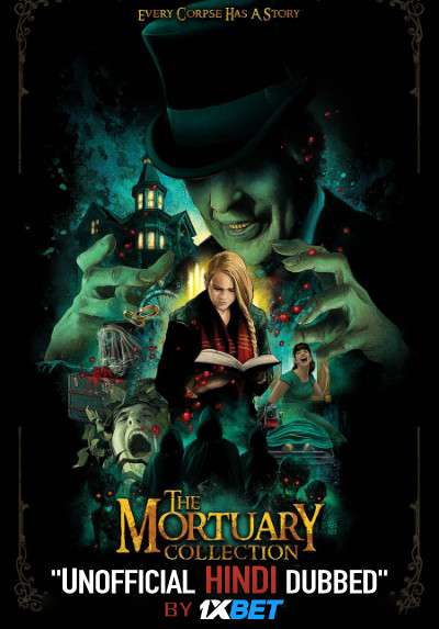 The Mortuary Collection (2019) Hindi (Unofficial Dubbed) + English [Dual Audio] WebRip 720p [1XBET]