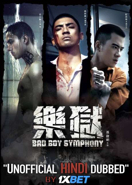Bad Boy Symphony (2019) WebRip 720p Dual Audio [Hindi Dubbed (Unofficial VO) + Chinese (ORG)] [Full Movie]