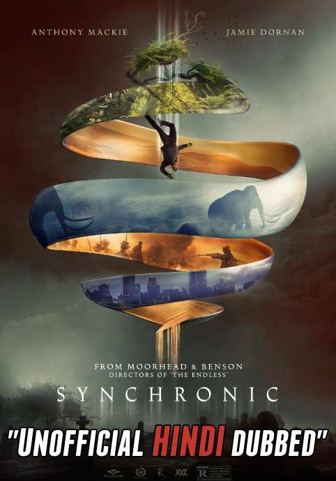 Synchronic (2019) [Hindi (Unofficial Dubbed) + English (ORG)] Dual Audio | HDCAM 720p [HD]